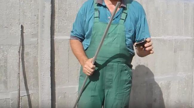 Распылитель из подручных материалов