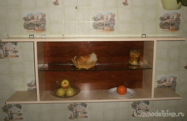 Полочка на кухню