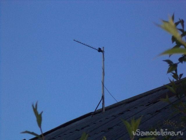 Кронштейн для 3G усилителя на крышу дома своими руками