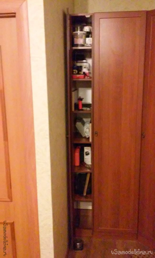 Шкафчик под инструменты