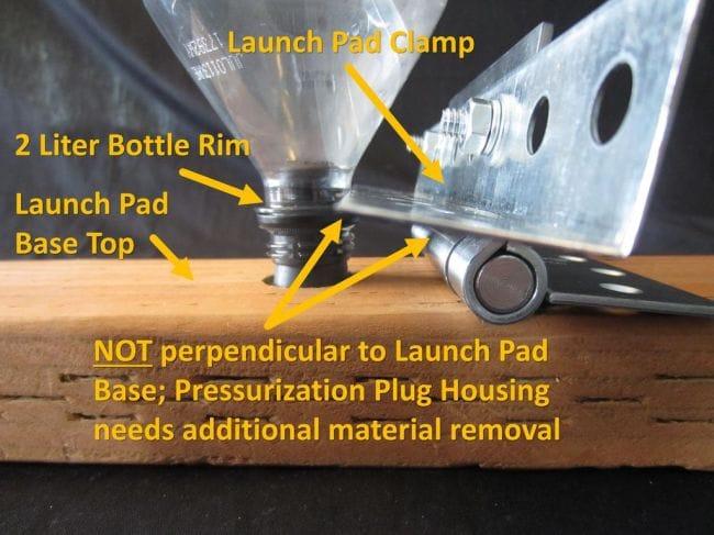 Ракета из двухлитровой пластиковой бутылки