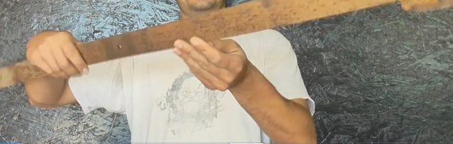 Дровокол ручной своими руками