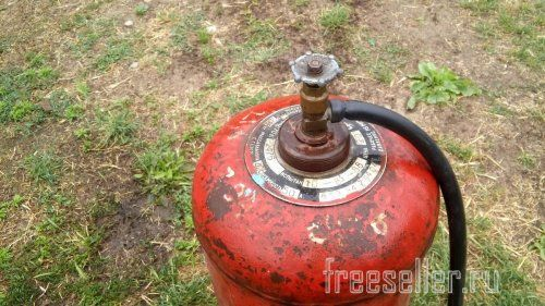Мангал из газового баллона|Как безопасно разрезать газовый баллон