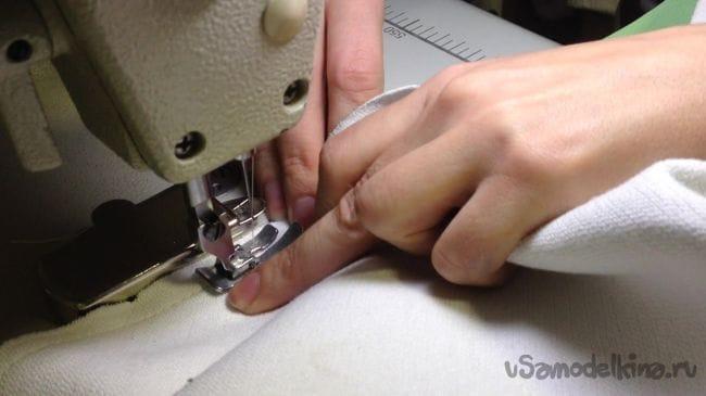 Как сделать пуфик к кровати своими руками