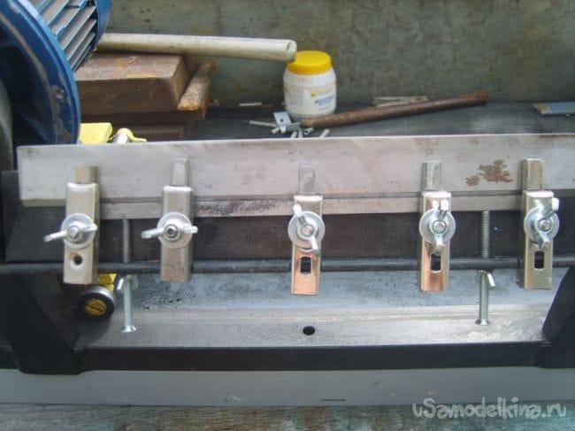 Заточной станок для ножей, строгальных станков по дереву