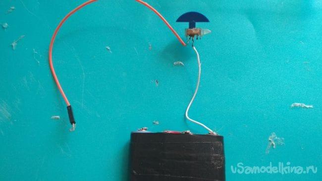 Как сделать простую ультразвуковую сигнализацию на Arduino своими руками