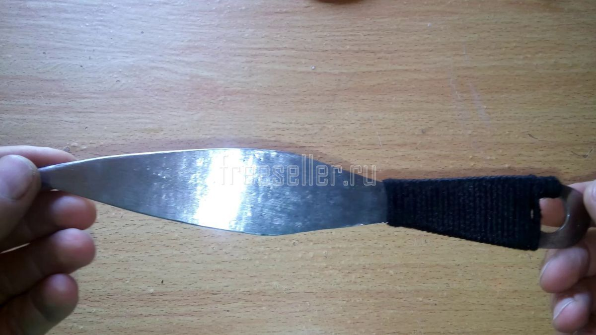 Ножи для метания своими руками 41
