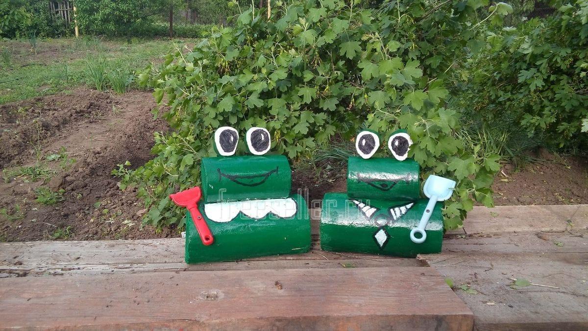 Садовые самоделки своими руками фото фото 465