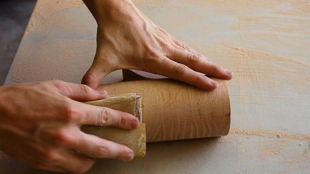 Как сделать деревянную пивную кружку без токарного станка