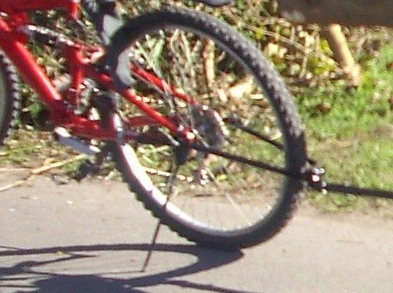 Как сделать складной прицеп для велосипеда