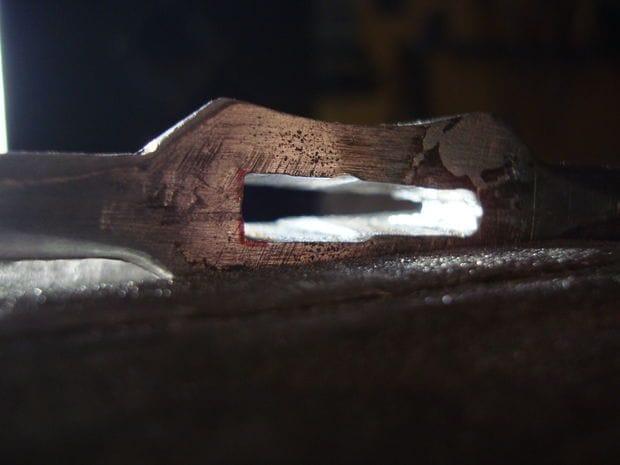 Как сделать декоративный гросс-мессер