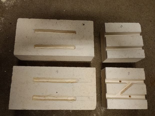 Самодельная электропечь для создания керамики, отжига металлов, изделий из глины