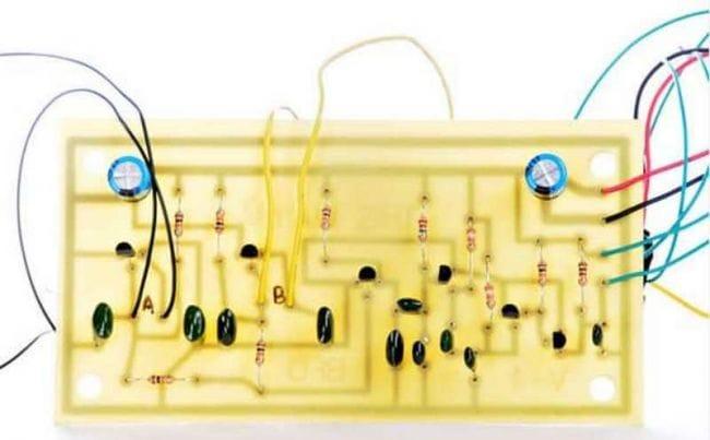 Схема высокочувствительного металлоискателя своими руками