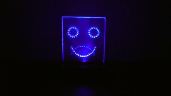 Светодиодный индикатор настроения