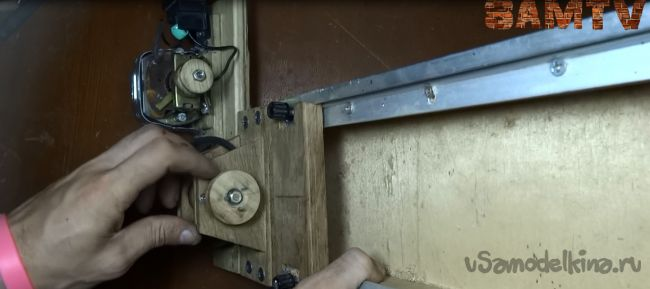 Токарный станок по дереву своими руками на ременной передаче