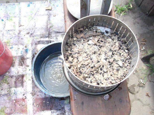 Топливные брикеты из шелухи от семечек