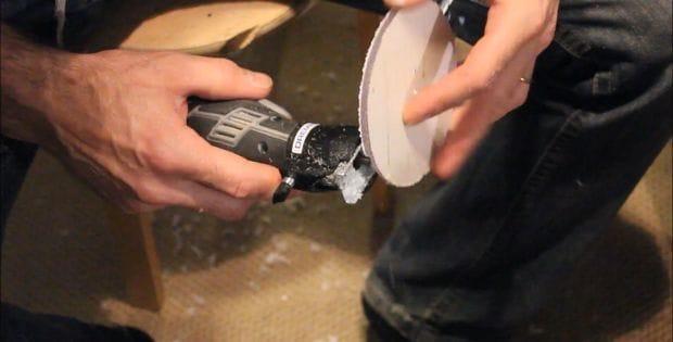 Патрон-светильник своими руками