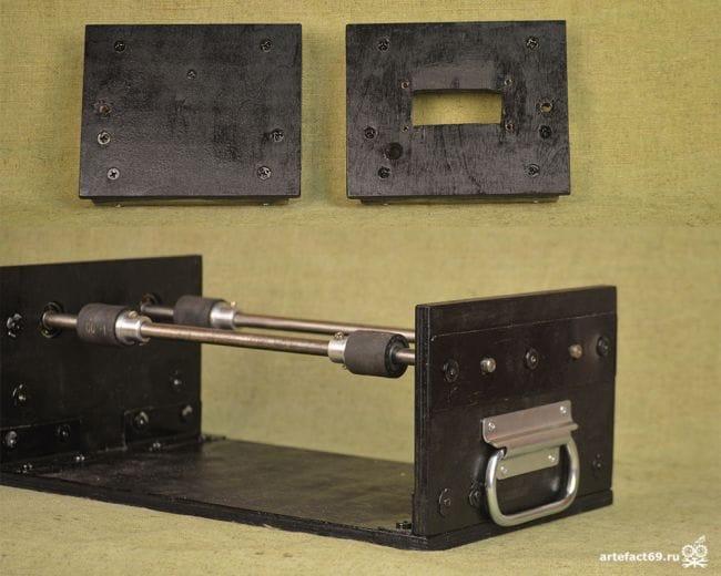 Галтовочная машинка