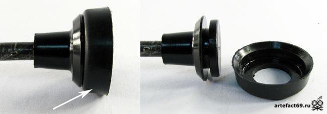 Вакуумная камера с вакуумным насосом