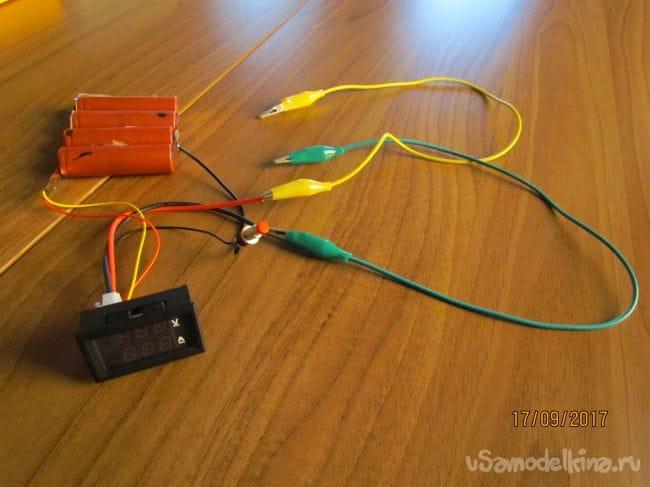 Простой цифровой амперметр  до 10А  за  5 минут
