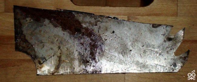Нож для технических нужд