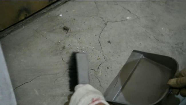 Монолитный пол из резиновой крошки или вторая жизнь автомобильных скатов