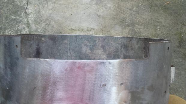 Делаем гриль из старого бойлера
