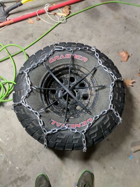 1507455061 1 - Цепи на шины своими руками