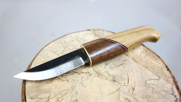 Рукоять для ножа своими руками фото 436