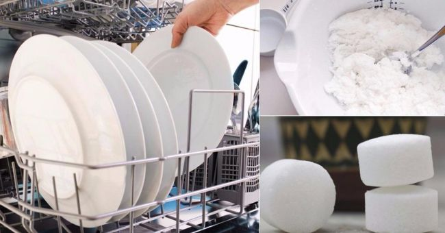 Таблетки для посудомоечной машины своими руками