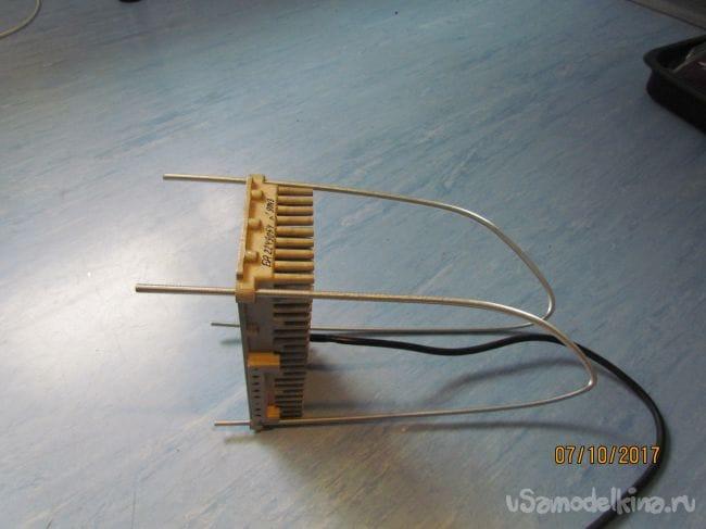 Спариваем китайскую матрицу полного спектра для растений и советский радиатор