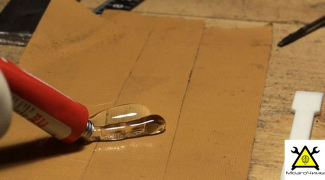 Делаем нож для работ по дереву