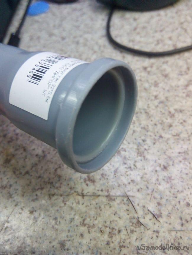 Пред фильтр для внешнего фильтра