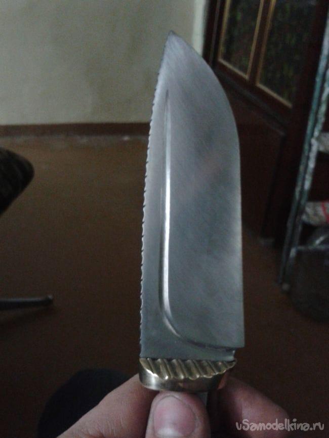 Сибирский нож
