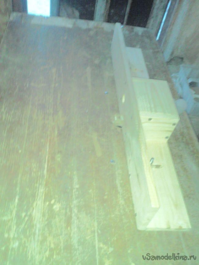 Фрезерный стол