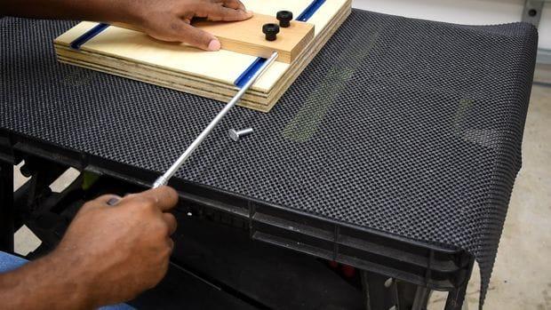 Тиски для столярных работ