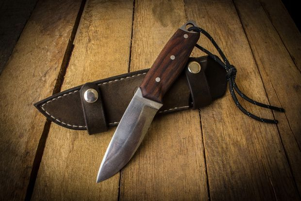 Хороший нож с минимальным набором инструментов
