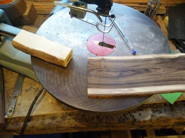 Изготовление ножа без кузнечных работ