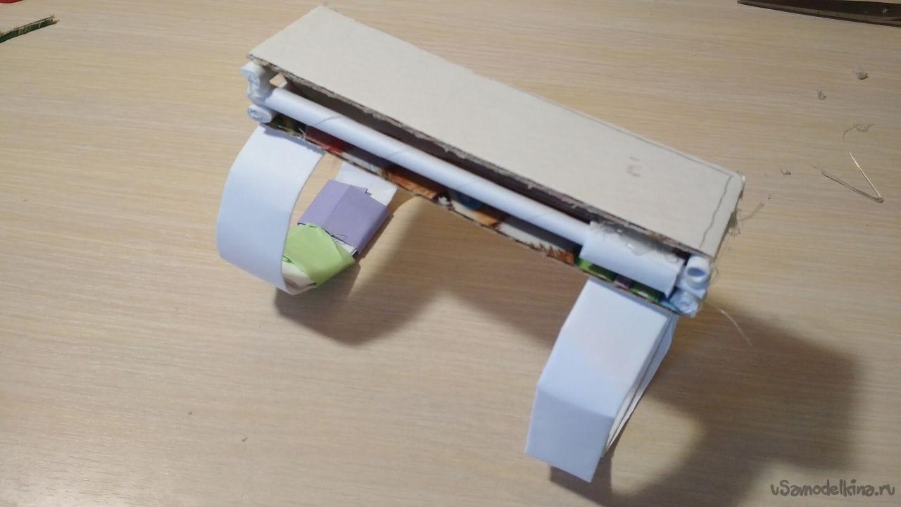 Как сделать ассасина из бумаги фото 710