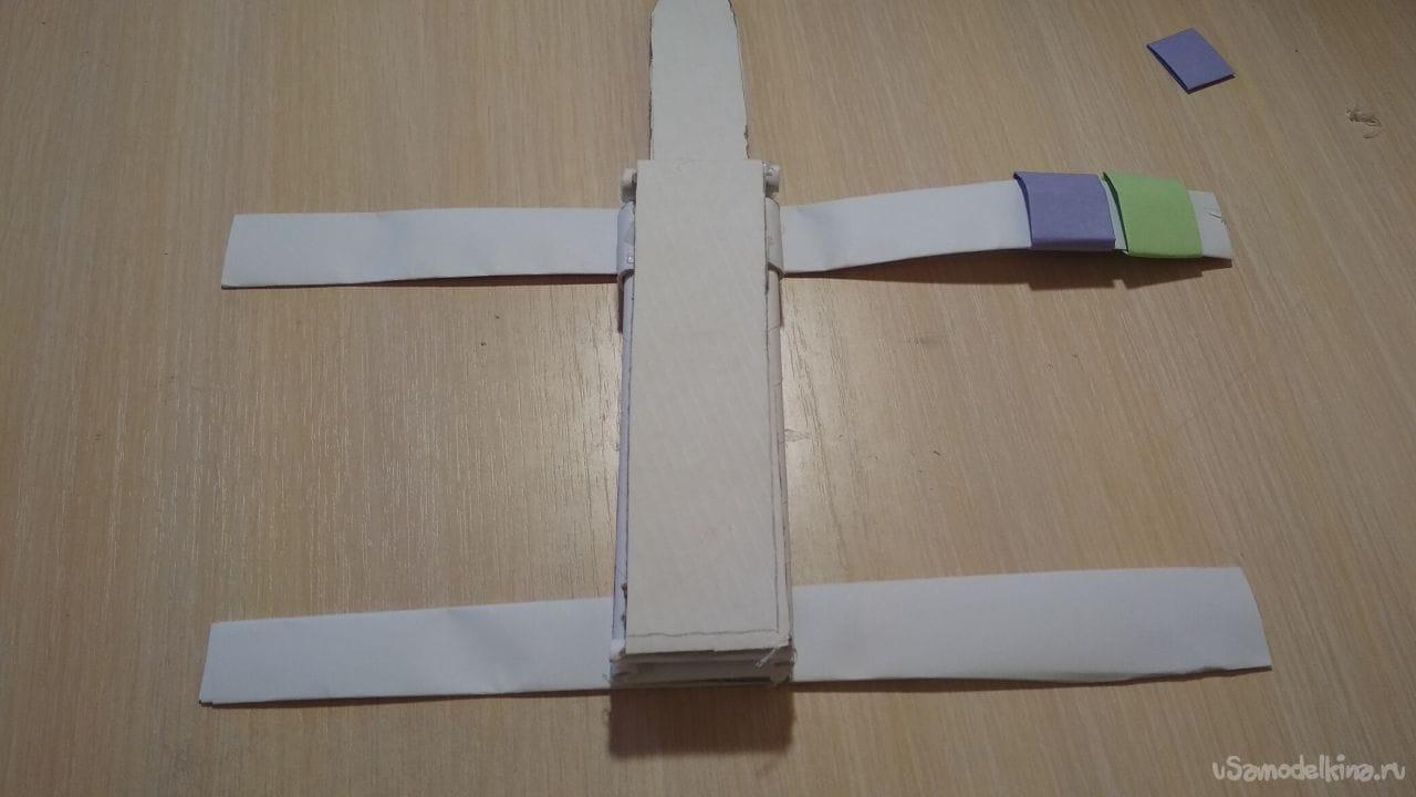 Как сделать ассасина из бумаги фото 471