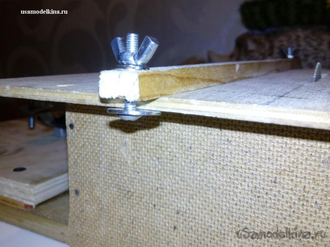 Мини циркулярная пила из электродрели