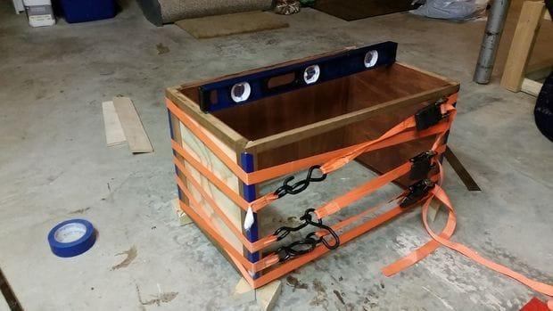 Шкаф для инструмента металлический своими руками