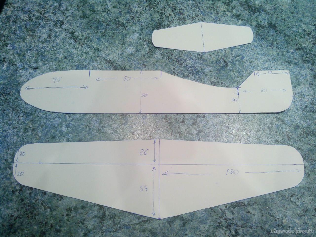 Самолёты своими руками из потолочки 47