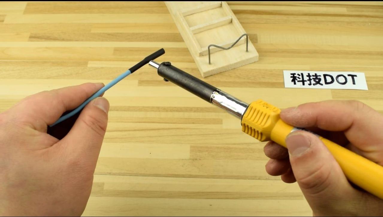 Как из фена сделать паяльник фото 335