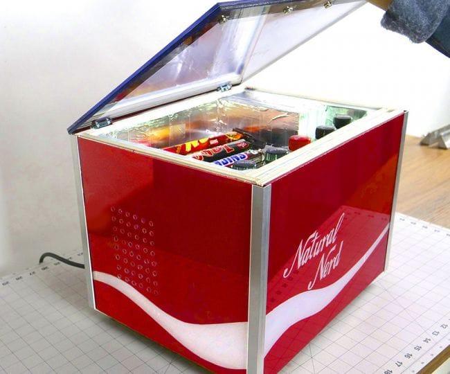 Как сделать мини холодильник фото 842