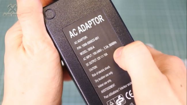 Шуруповерт работающий от сети и аккумулятора