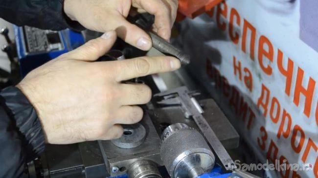 Как сделать суппорт своими руками