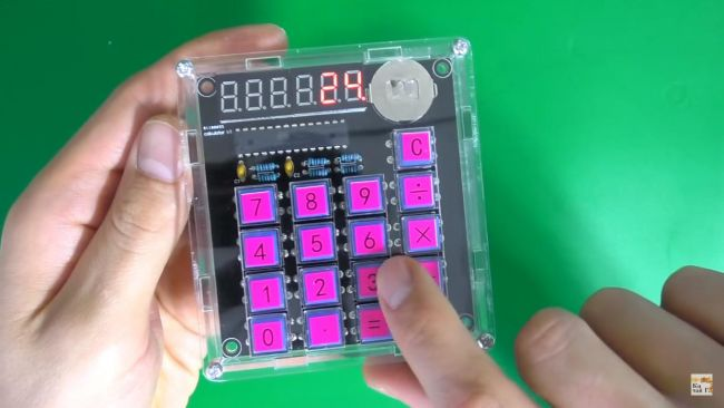 Калькулятор цен своими руками фото 472