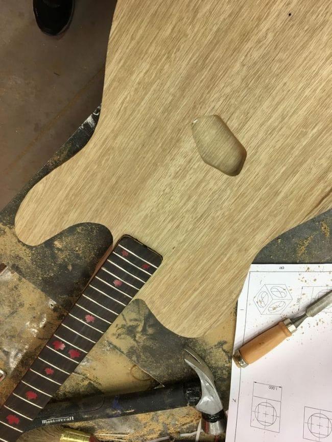 Как сделать свою гитару самому 719