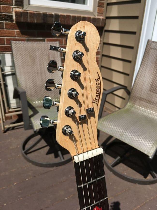 Как сделать свою гитару самому 845